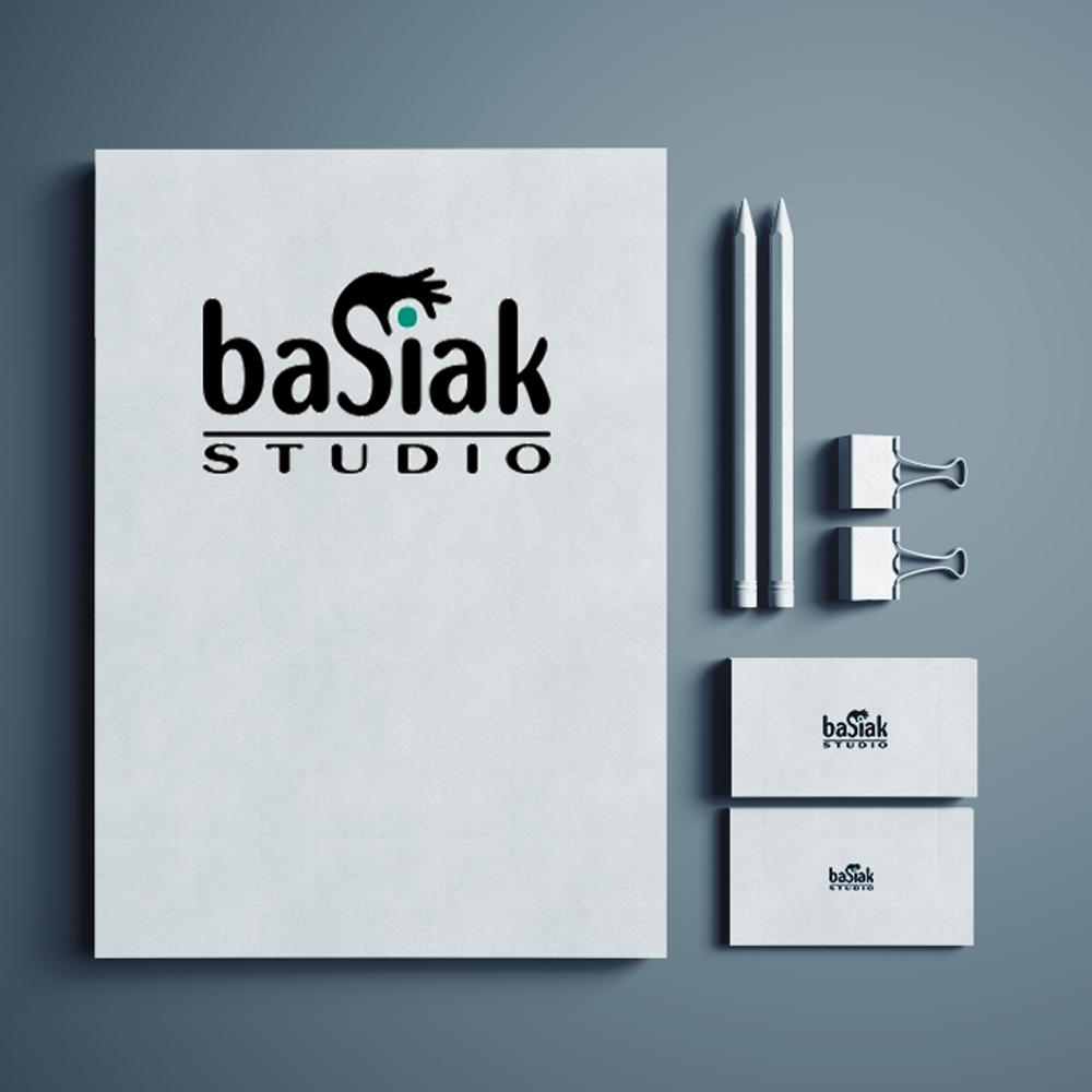 proste logo, logotyp, projekt