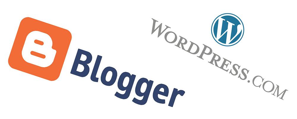 Gdzie założyć bloga blogger-vs-wordpress