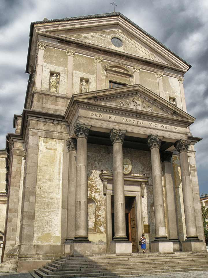 Święta geometria - starożytna budowla zaprojektowana według złotego podziału