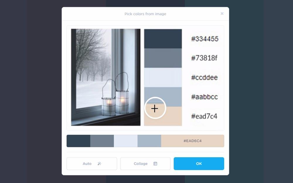 narzędzie do tworzenia kolorystyki on-line