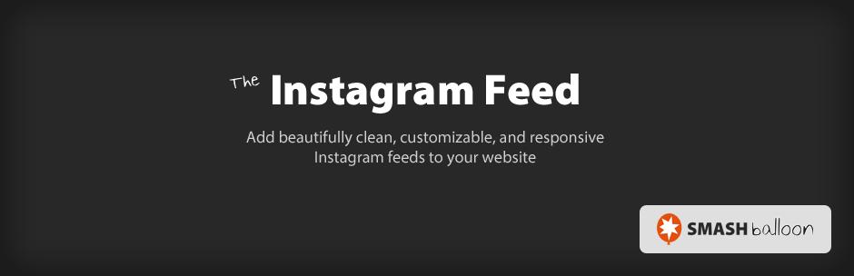 baner wtyczki instagram feed