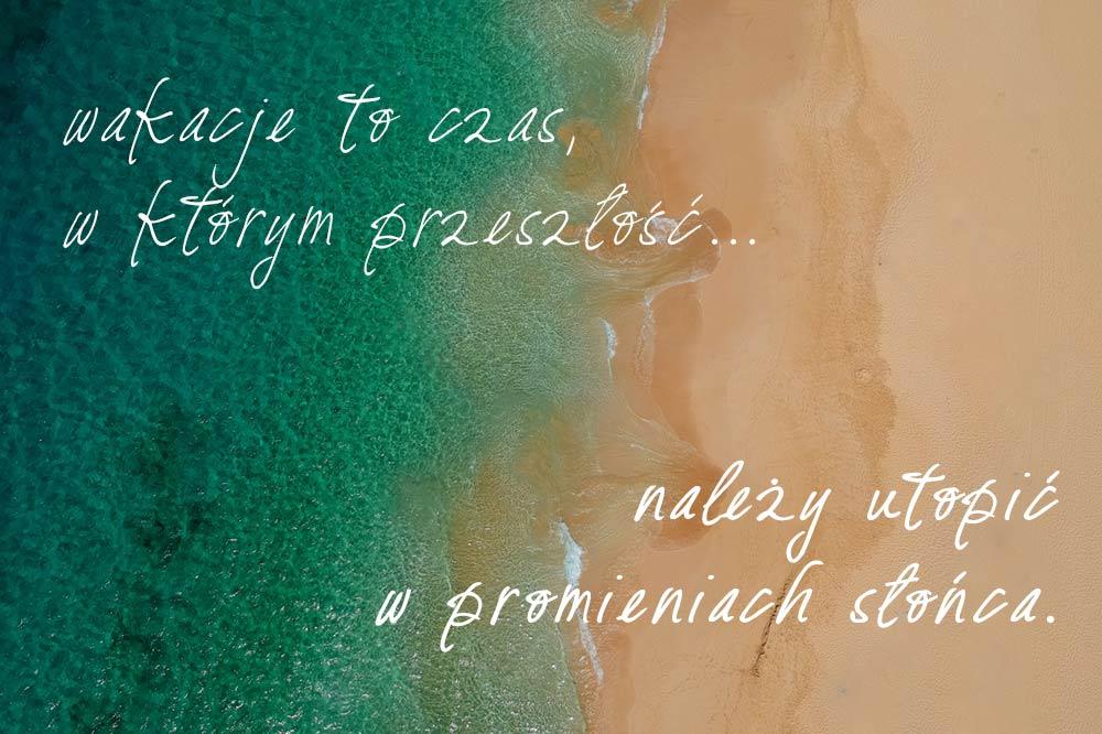 Odręczny napis fontem z polskimi znakami