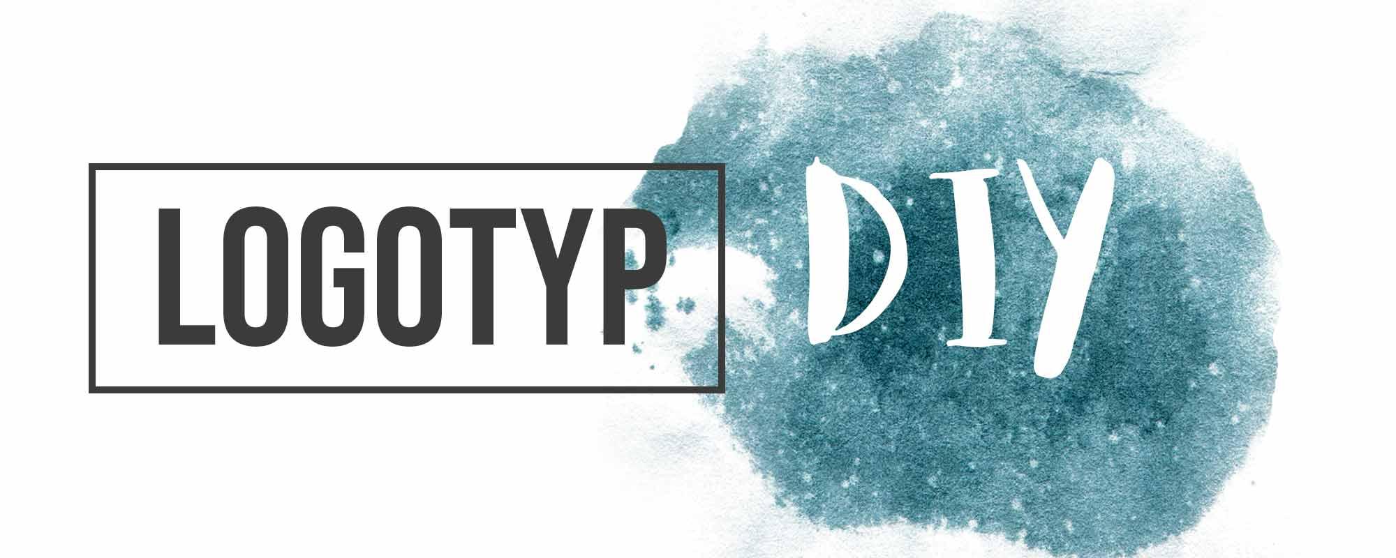jak zrobić logotyp DIY